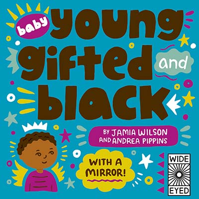 Baby Young, Gifted, and Black - Jacket
