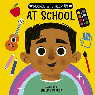 People who help us: At School - Jacket