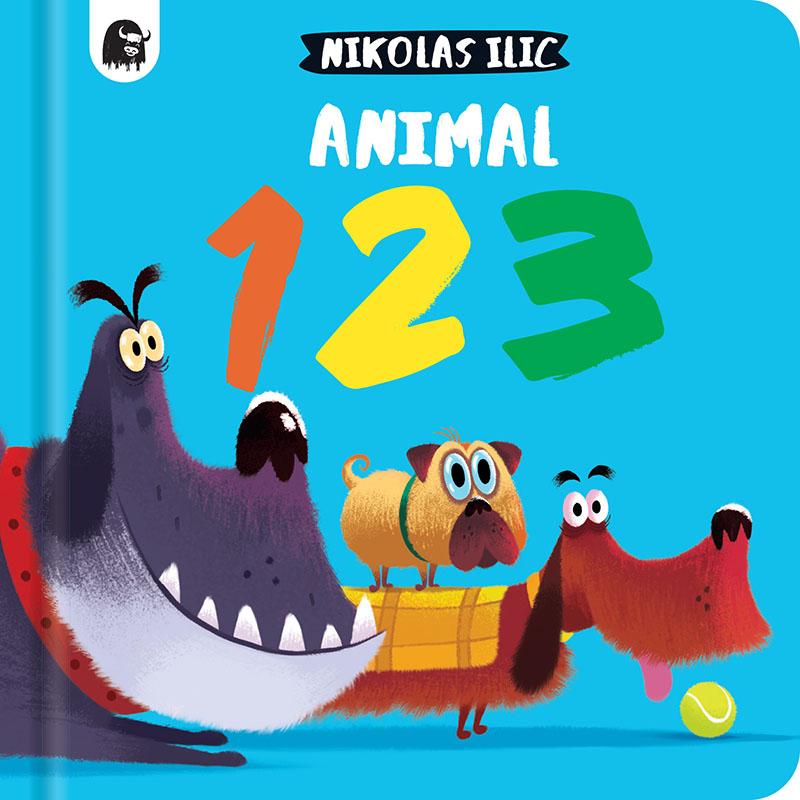 Animal 123 - Jacket