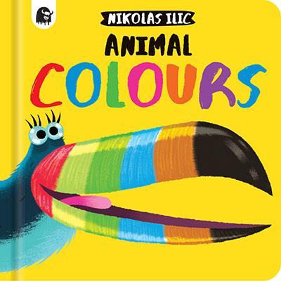 Animal Colours - Jacket