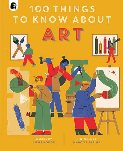 100 Things to Know About Art - Jacket