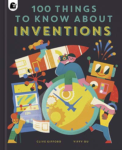 100 Things to Know About Inventions - Jacket