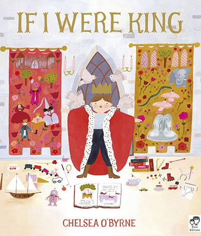 If I Were King - Jacket