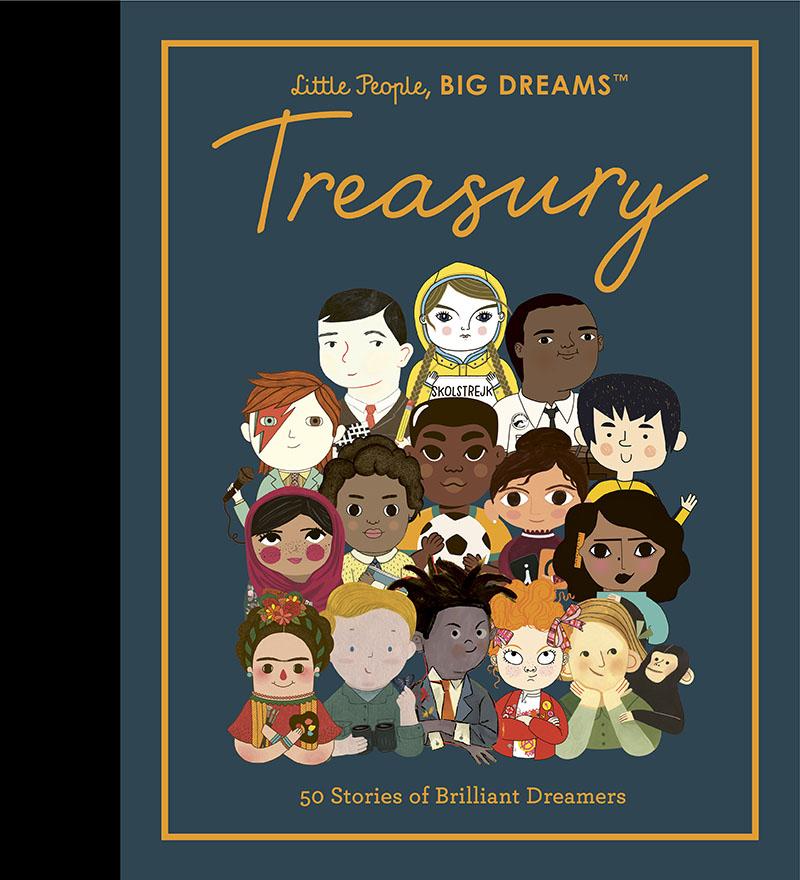 Little People, BIG DREAMS: Treasury - Jacket