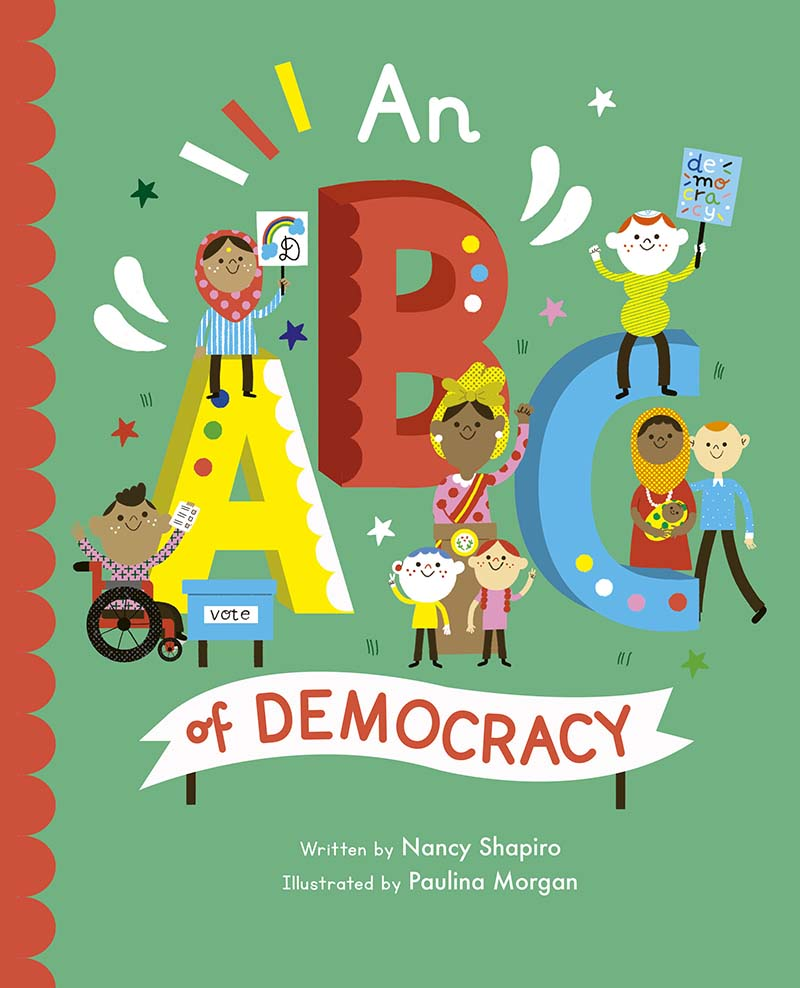 An ABC of Democracy - Jacket