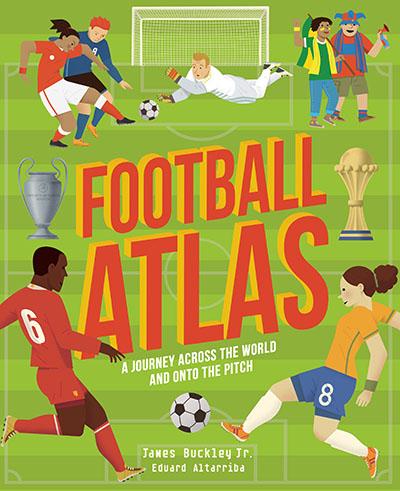 Football Atlas - Jacket