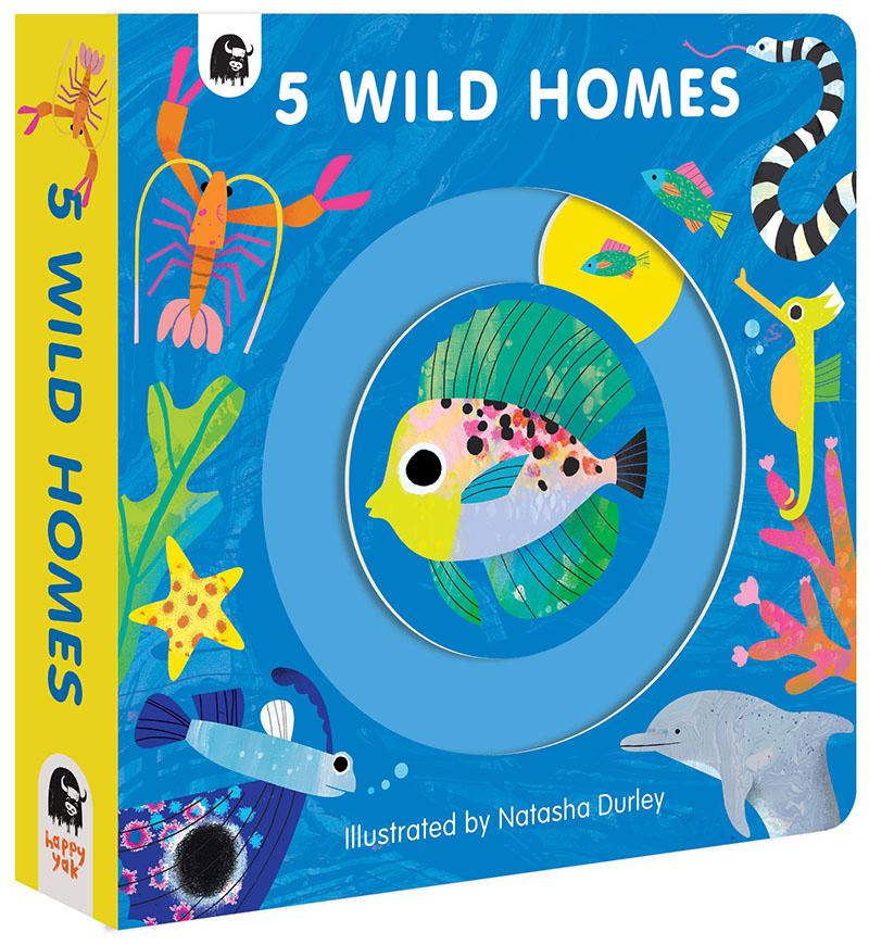 5 Wild Homes - Jacket