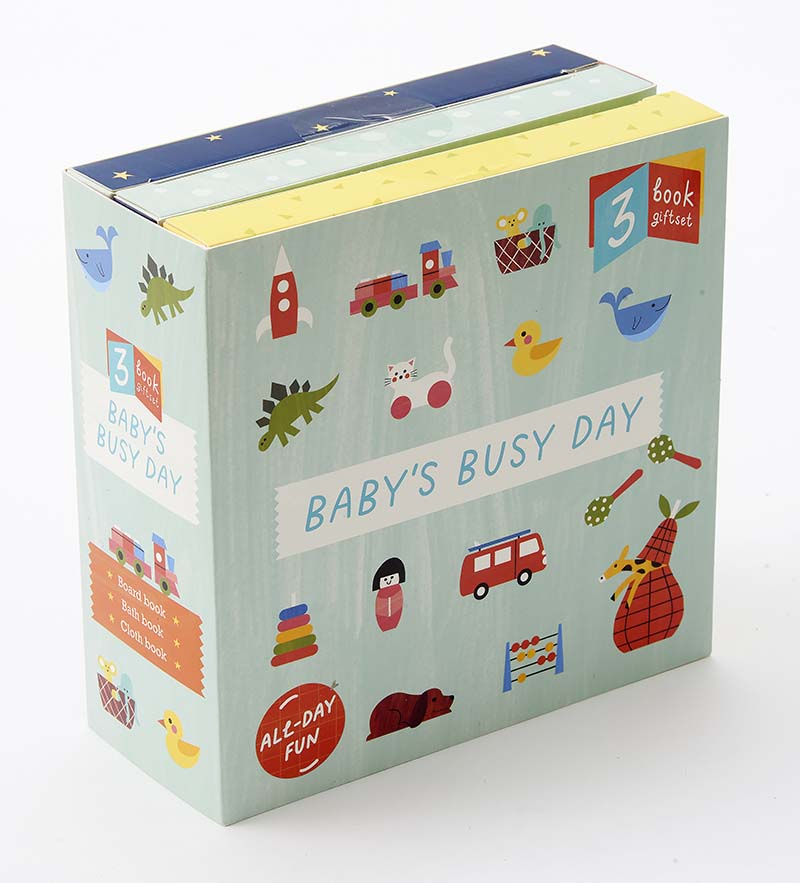 Baby's Busy Day - Jacket