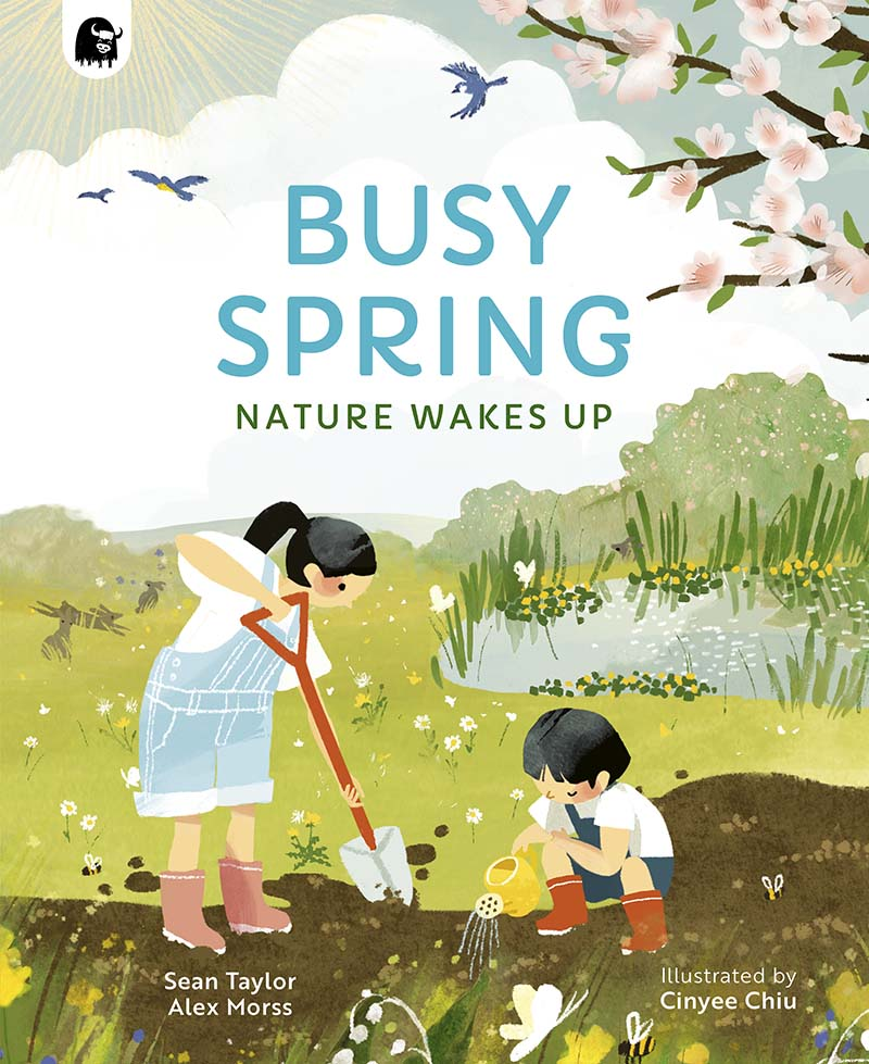 Busy Spring - Jacket