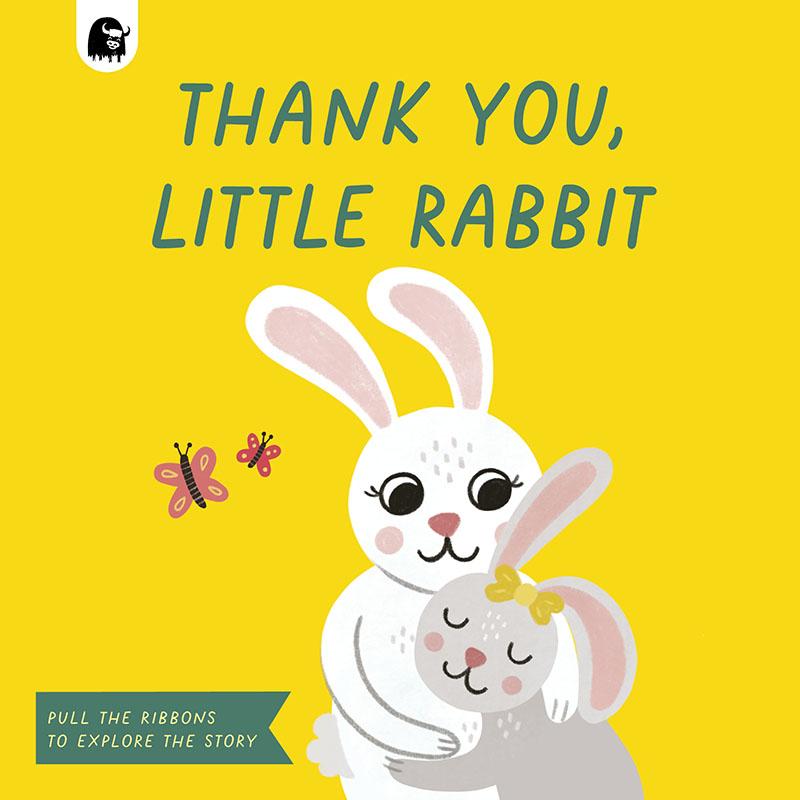 Thank You, Little Rabbit - Jacket