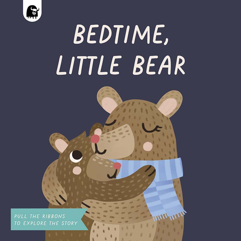 Bedtime, Little Bear - Jacket
