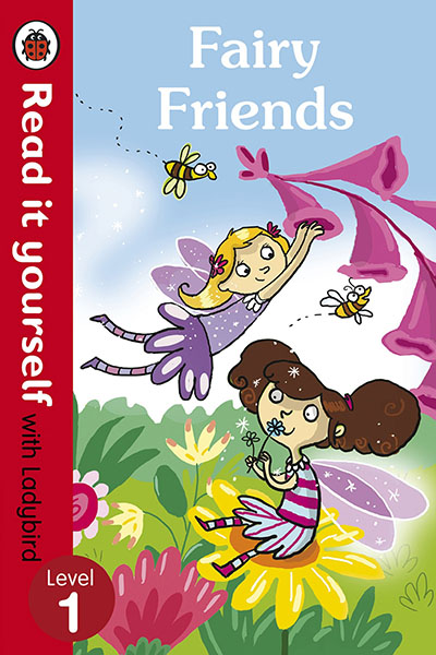 Fairy Friends - Read it yourself with Ladybird - Jacket