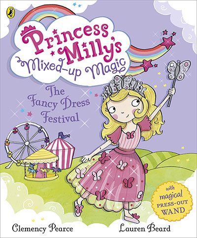 Princess Milly and the Fancy Dress Festival - Jacket