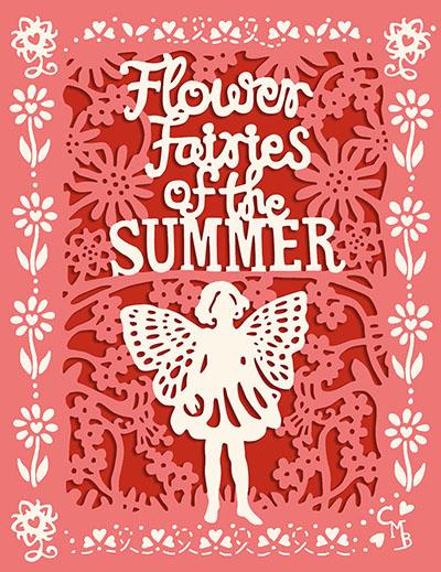 Flower Fairies of the Summer - Jacket