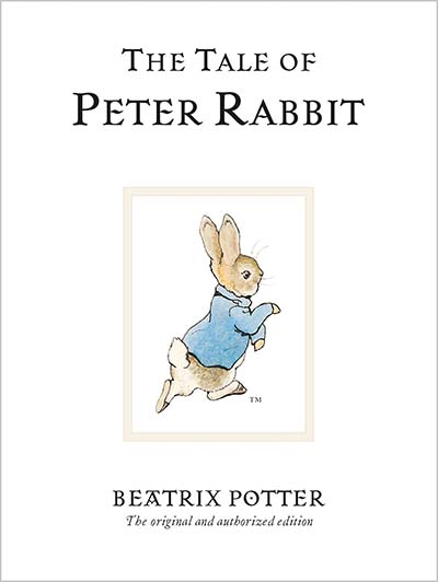 The Tale Of Peter Rabbit - Jacket