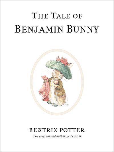 The Tale of Benjamin Bunny - Jacket