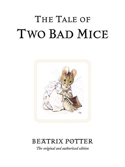 The Tale of Two Bad Mice - Jacket