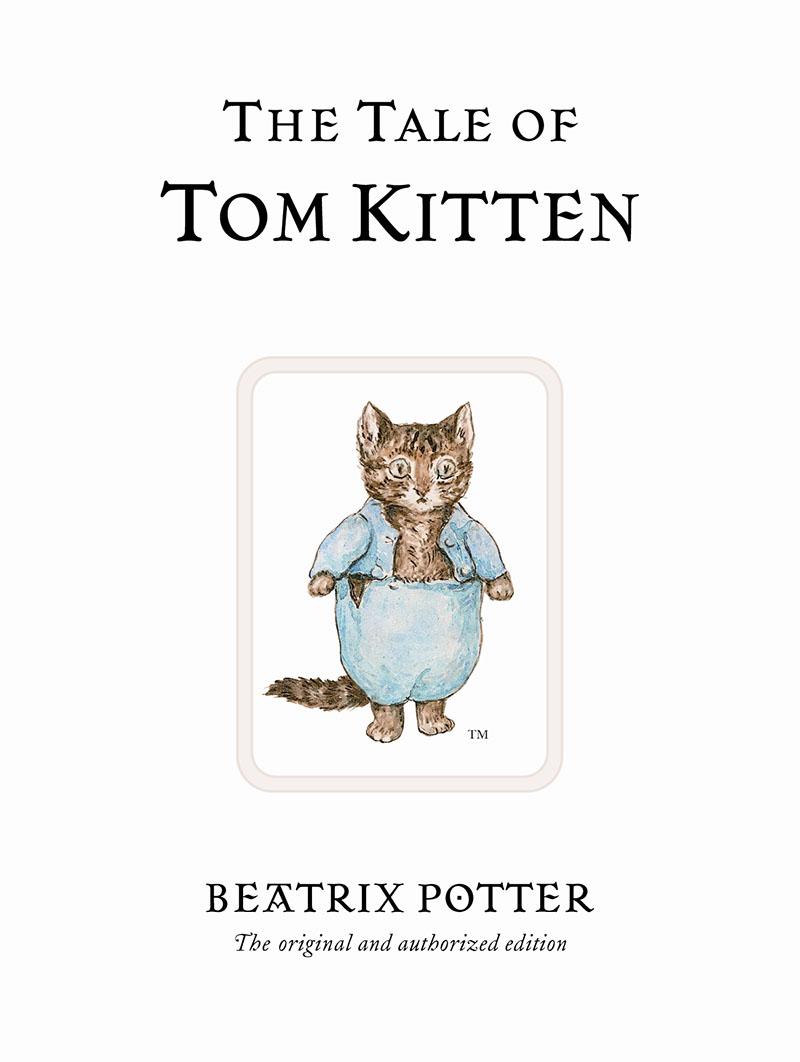 The Tale of Tom Kitten - Jacket