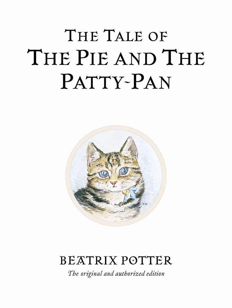 The Tale of The Pie and The Patty-Pan - Jacket