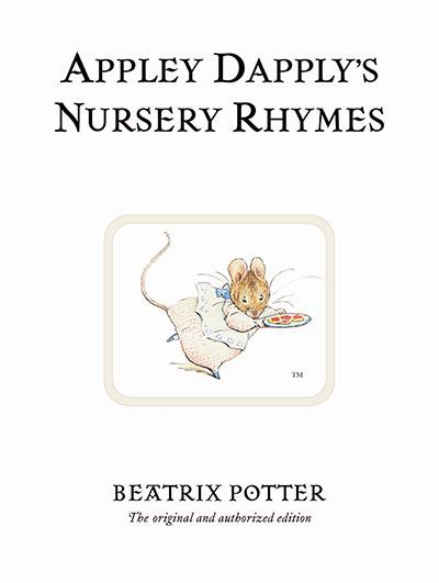 Appley Dapply's Nursery Rhymes - Jacket
