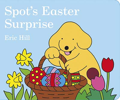 Spot's Easter Surprise - Jacket