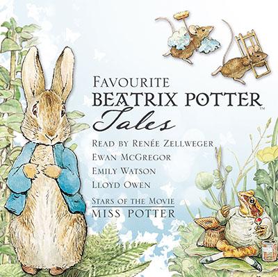 Favourite Beatrix Potter Tales - Jacket