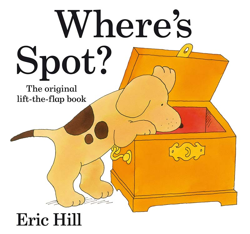 Where's Spot? - Jacket