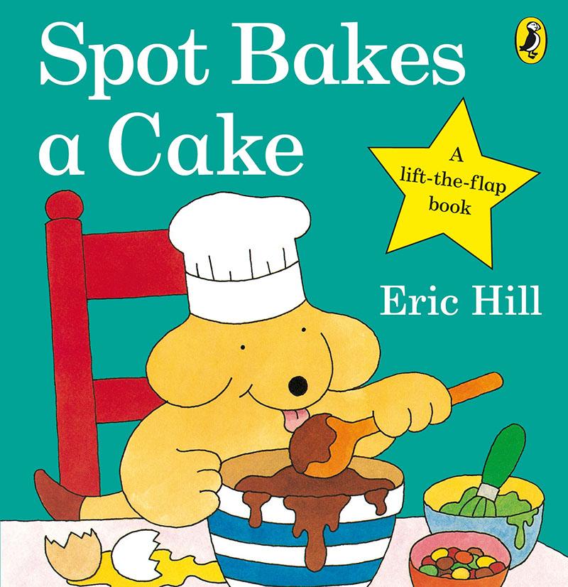 Spot Bakes A Cake - Jacket