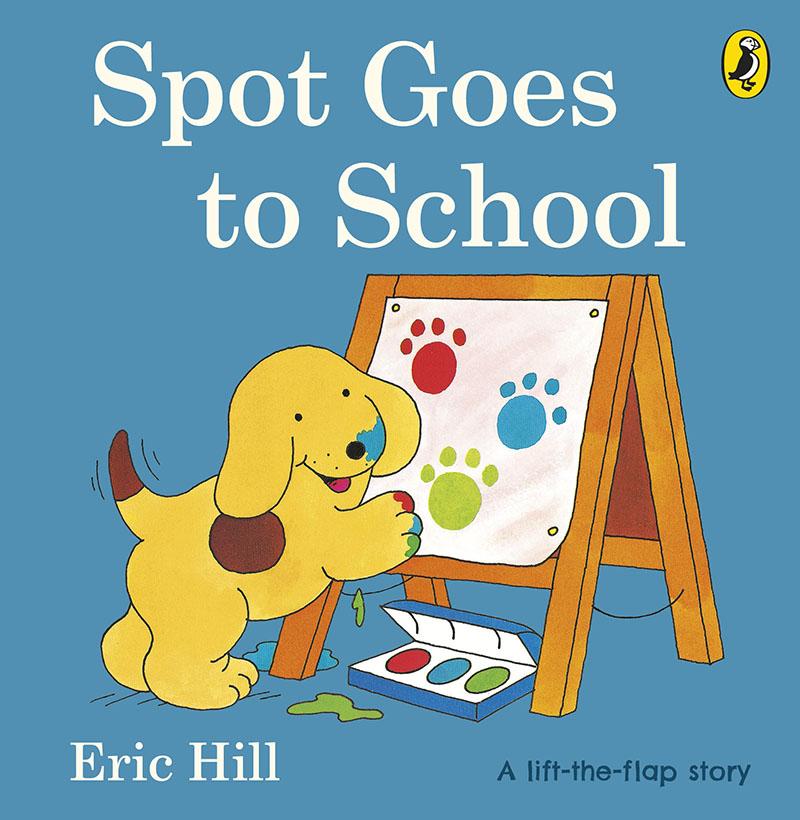 Spot Goes to School - Jacket