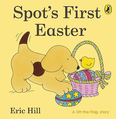 Spot's First Easter Board Book - Jacket