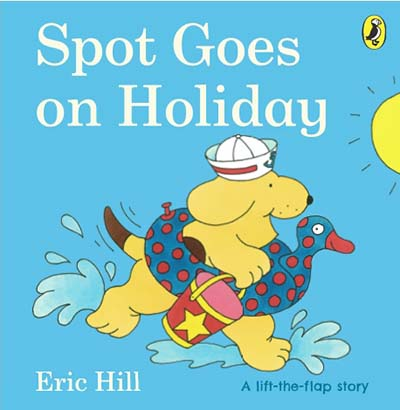 Spot Goes on Holiday - Jacket