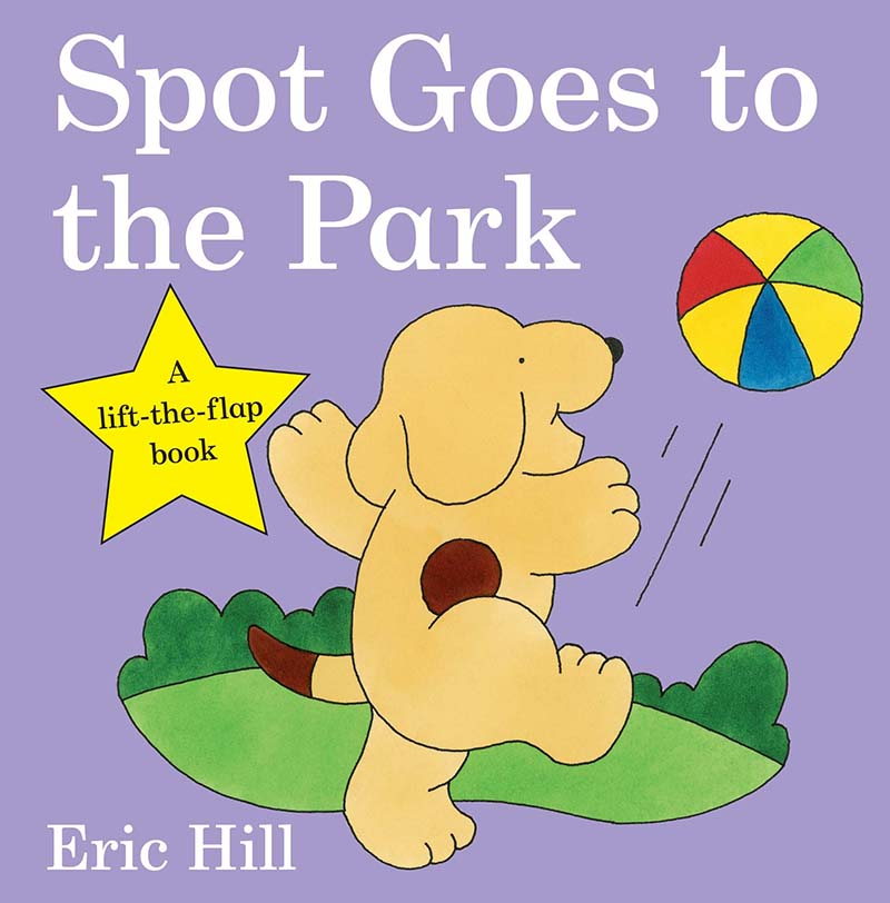 Spot Goes to the Park - Jacket