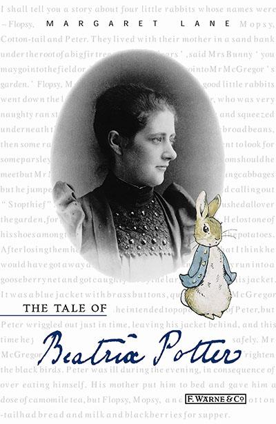 The Tale of Beatrix Potter - Jacket