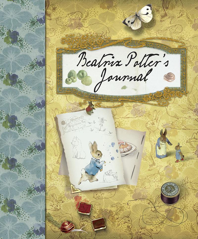 Beatrix Potter's Journal - Jacket