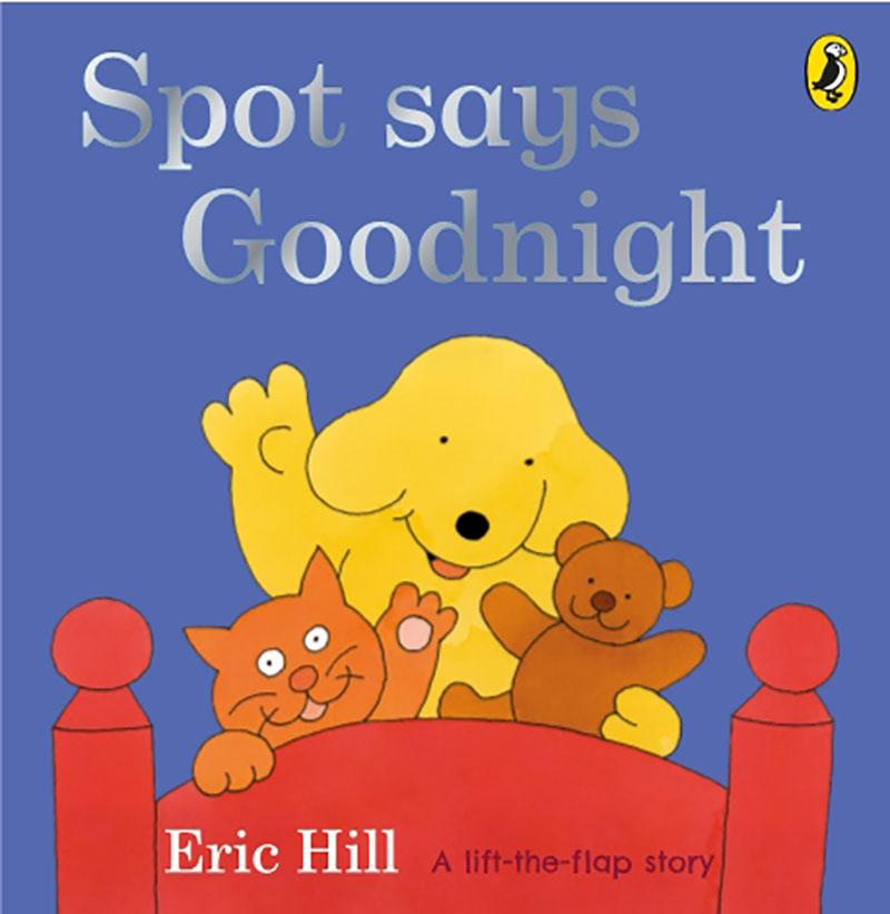 Spot Says Goodnight - Jacket