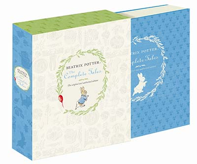 Beatrix Potter The Complete Tales - Jacket