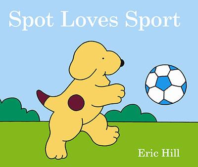Spot Loves Sport - Jacket