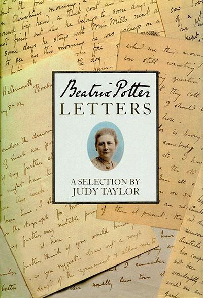 Beatrix Potter's Letters - Jacket