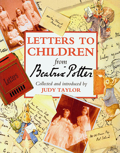 Letters to Children from Beatrix Potter - Jacket