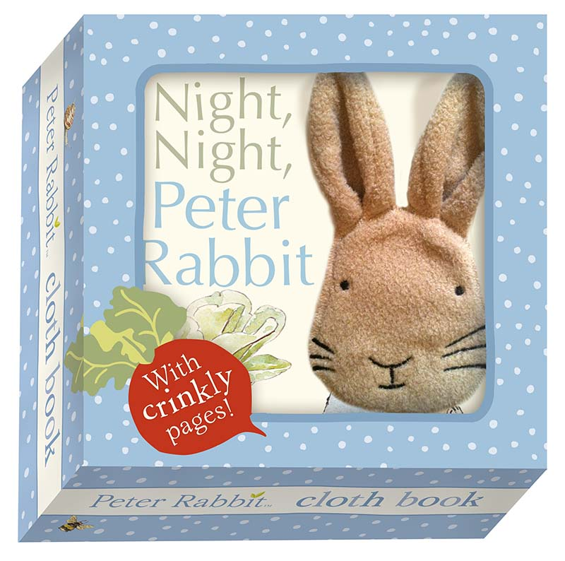 Night Night Peter Rabbit - Jacket