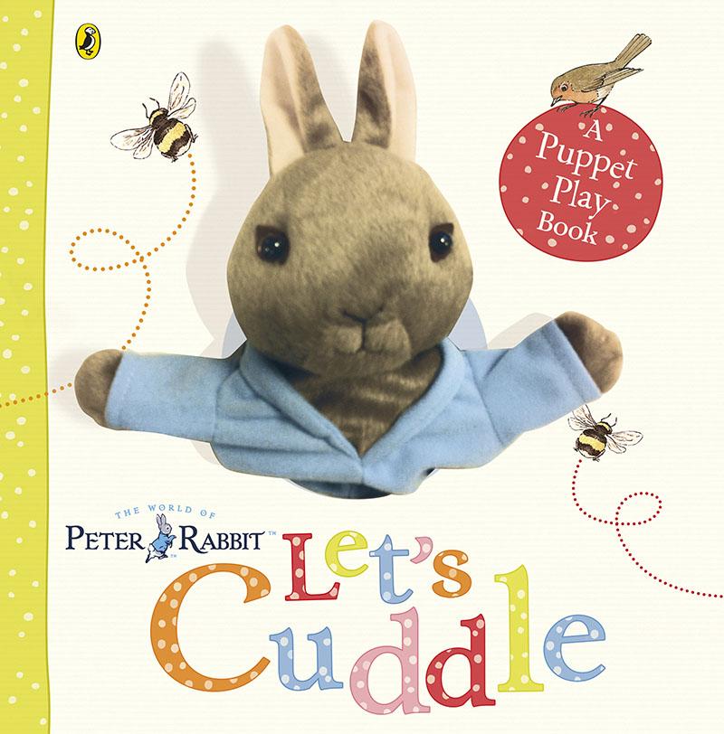 Peter Rabbit Let's Cuddle - Jacket