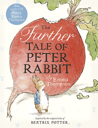 The Further Tale of Peter Rabbit - Jacket