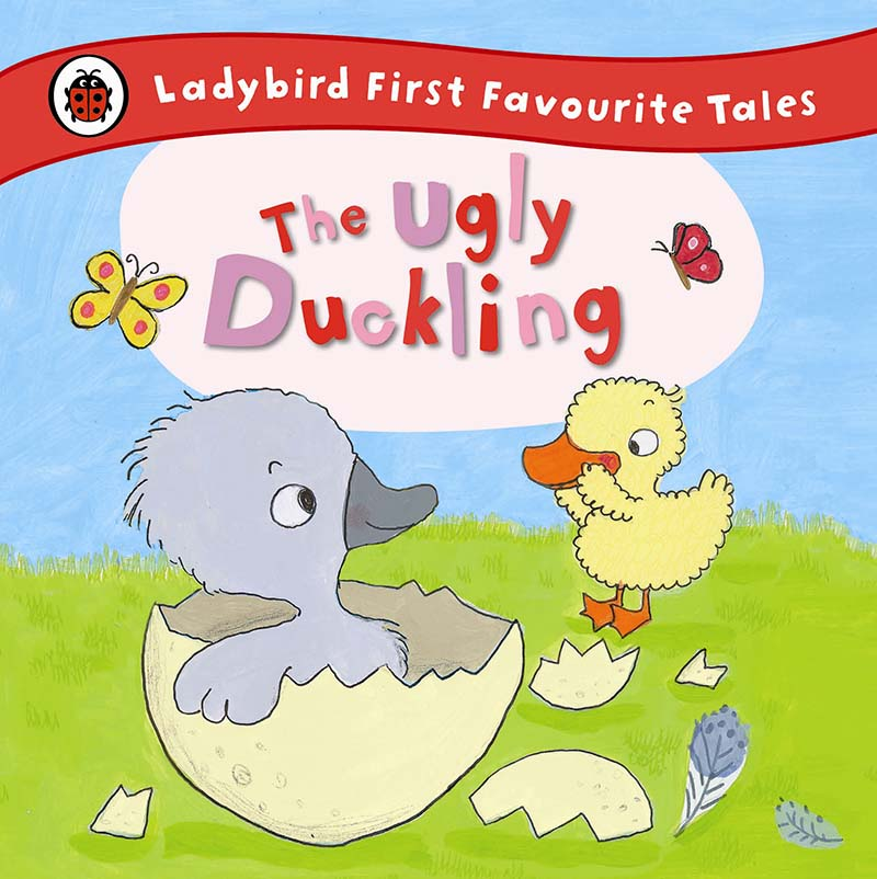 The Ugly Duckling: Ladybird First Favourite Tales - Jacket