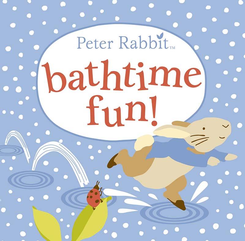 Peter Rabbit Bathtime Fun - Jacket