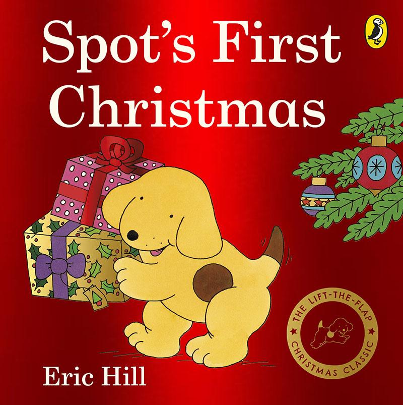 Spot's First Christmas - Jacket