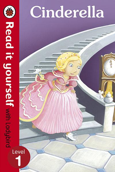 Cinderella - Read it yourself with Ladybird - Jacket