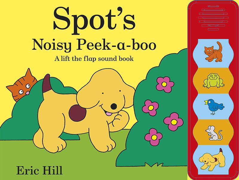 Spot's Noisy Peek-a-boo - Jacket