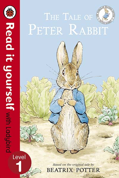 The Tale of Peter Rabbit - Read It Yourself with Ladybird - Jacket