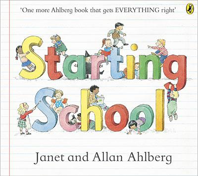 Starting School - Jacket