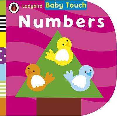 Baby Touch: Numbers - Jacket